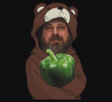 Richard Stallman GIMP One Piece - Long Sleeve