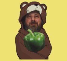 Richard Stallman GIMP Baby Tee