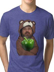 Richard Stallman GIMP Tri-blend T-Shirt