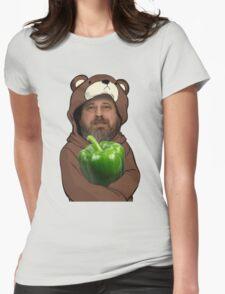 Richard Stallman GIMP Womens Fitted T-Shirt