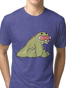 Deviljho Snack Tri-blend T-Shirt