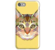 simple cat iPhone Case/Skin