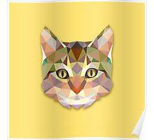 simple cat Poster