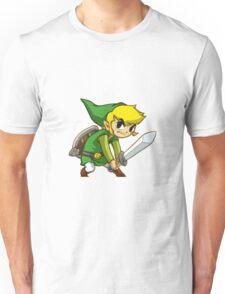 Link from Zelda Unisex T-Shirt