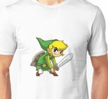 Link from Zelda Unisex T-Shirt
