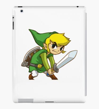 Link from Zelda iPad Case/Skin