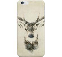 Deer coded iPhone Case/Skin