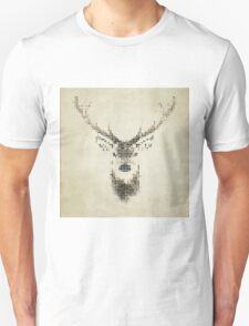 Deer coded Unisex T-Shirt