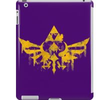 Skyward Symbol - Purple BG iPad Case/Skin