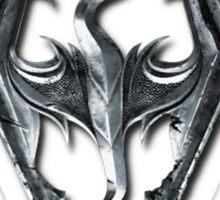 CHEAP SKYRIM dragon logo Sticker