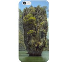 James Bond island iPhone Case/Skin