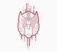 Autobot Logo / Prowl (lines) Kids Tee