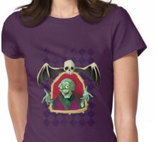 Tales from the Cryptkeeper Womens Fitted T-Shirt