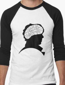BORING!! Men's Baseball ¾ T-Shirt
