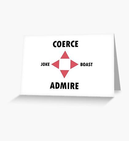 Social Game Greeting Card