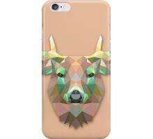 deer moose iPhone Case/Skin