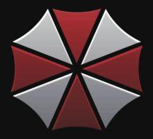 Umbrella Corporation Logo by Ben Swinscoe