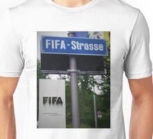 Fifa Headquarters Unisex T-Shirt
