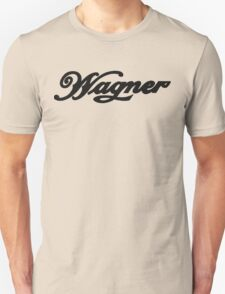 Vintage logo Wagner motorcycles T-Shirt