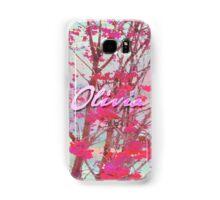 Olivia Samsung Galaxy Case/Skin