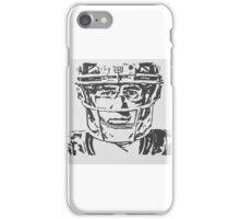Eli Manning Portrait iPhone Case/Skin