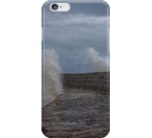 Waves over the Cobb  iPhone Case/Skin