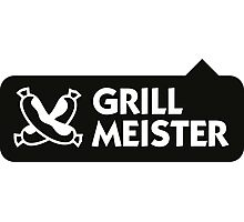 Grillmeister Photographic Print