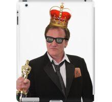 Quentin Tarantino Thug King iPad Case/Skin