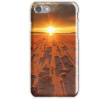 Goog's Lake sunrise iPhone Case/Skin
