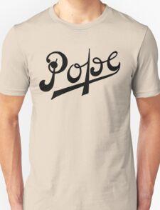 Vintage logo Pope motorcycles T-Shirt
