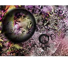 Color Galaxy Photographic Print