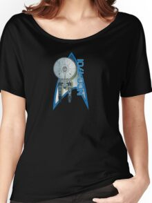 Star Trek NCC1701 Women's Relaxed Fit T-Shirt