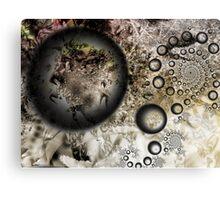 Dust Galaxy Canvas Print