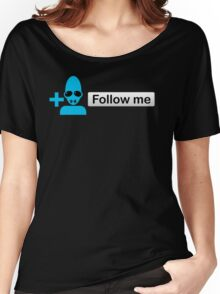 Follow Abe On Twitter Women's Relaxed Fit T-Shirt