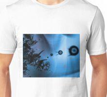 Blue Ocean Abstract Unisex T-Shirt