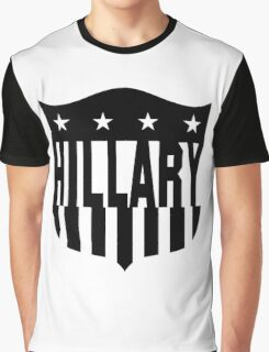 hillary clinton stars and stripes Graphic T-Shirt