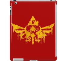Skyward Symbol - Red BG iPad Case/Skin