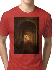 Golden passage Tri-blend T-Shirt