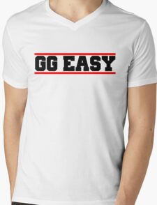 GG EASY Mens V-Neck T-Shirt