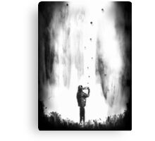 Is it a dream? Canvas Print