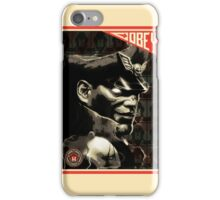M. Bison iPhone Case/Skin