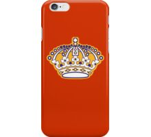 Kings Hockey Team Crown iPhone Case/Skin