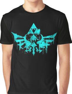 Skyward Symbol - Aqua Graphic T-Shirt