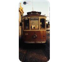 Porto Tram Line 1 iPhone Case/Skin