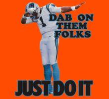 Dab On Them Folks Kids Tee