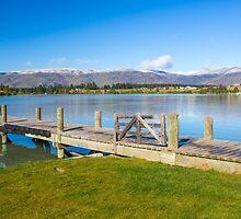 Lake Dunstan by Nicholas Blackwell