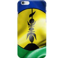 New Caledonia Flag iPhone Case/Skin