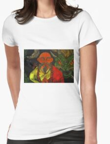 """Dragon Style"" Womens Fitted T-Shirt"