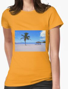 Serenity Womens Fitted T-Shirt