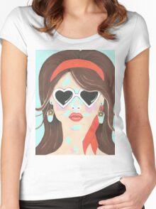 Heartbreaker Women's Fitted Scoop T-Shirt